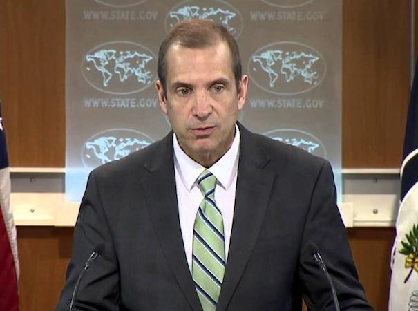 Người phát ngôn Bộ Ngoại giao Mỹ Mark Tuner