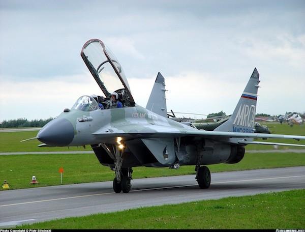 Máy bay chiến đấu MiG-29M2
