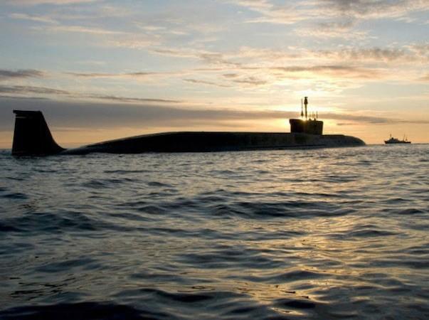 Mỹ lo lắng về hoạt động của tàu ngầm Nga