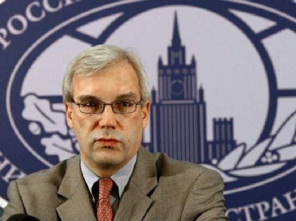 Đại sứ của Nga ở NATO, ông Alexander Grushko