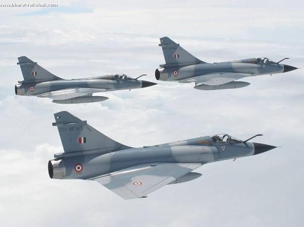 Ấn Độ hiện có 42 mẫu Mirage 2000 ghế ngồi đơn và 9 chiếc ghế ngồi đôi