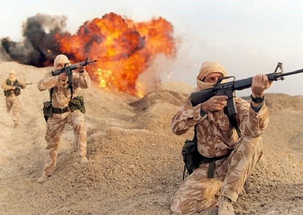 Đặc nhiệm Anh đang ở Libya để chống lại khủng bố IS