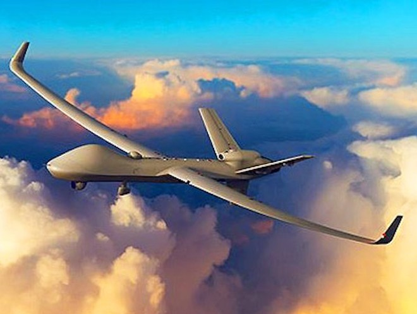 UAV The Protector sẽ mạnh gấp đối The Predator (Hình minh hoạ)