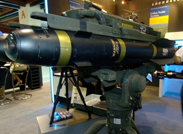 Tên lửa Hellfire