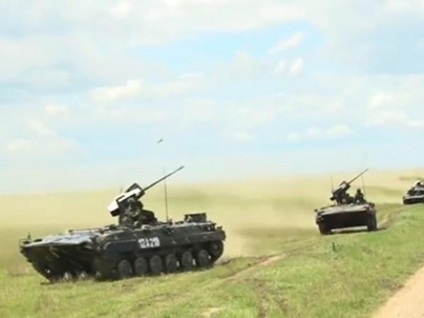 Cuộc tập trận mới diễn ra chỉ ít ngày sau khi Mỹ mở hệ thống phòng không 800 triệu USD ở Romania