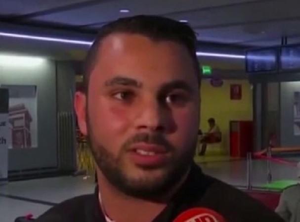 Hành khách Mounir Namour
