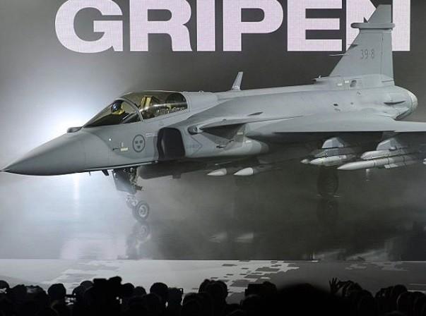 Máy bay Gripen E là phiên bản hiện đại hóa sâu của mẫu Gripen xuất hiện từ năm 1980