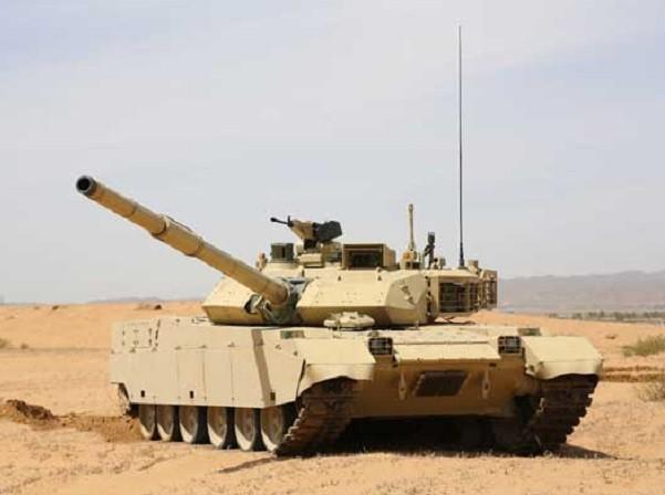 Xe tăng MBT-3000 có tên gọi là VT4 khi xuất khẩu