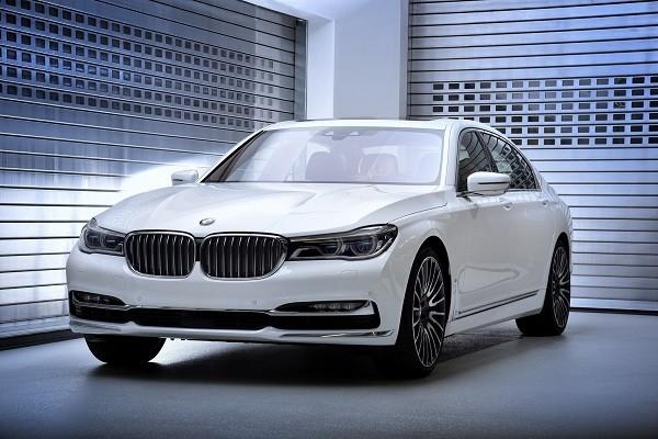 BMW trình làng 2 phiên bản đặc biệt 750i xDrive Solitaire và Master Class ảnh 5