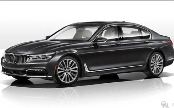 BMW trình làng 2 phiên bản đặc biệt 750i xDrive Solitaire và Master Class