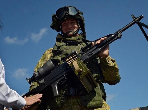 Loại súng máy mới sẽ có trọng lượng yêu cầu không vượt quá 7,5kg