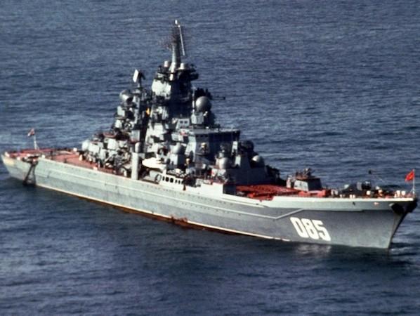 Nga có thể mua 12 tàu khu trục Leader mới