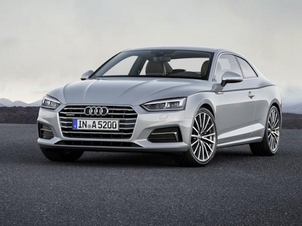 Audi A5 2017 mới