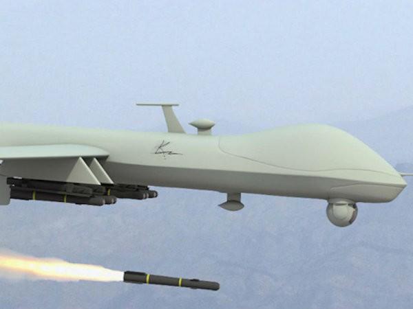 JAGM (Joint Air-Ground Missile) sẽ thay thế tên lửa Hellfire