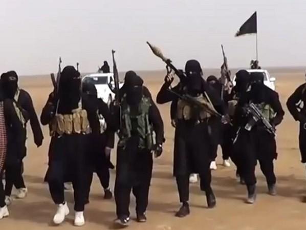 IS nổi tiếng với những màn tử hình dã man