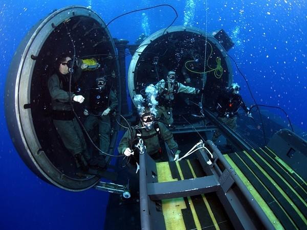 Tàu ngầm mới sẽ hỗ trợ lính SEAL trong các khu vực biển nguy hiểm