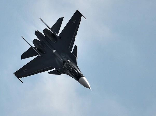 Chiến đấu cơ Su-30SM
