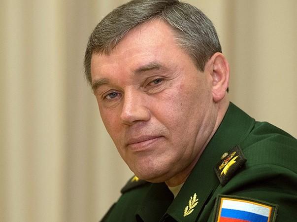 Tổng Tham mưu trưởng quân đội Nga, ông Valery Gerasimov