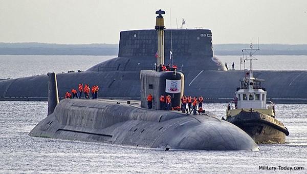 Nga sẽ có 8 tàu ngầm tên lửa đạn đạo Borei vào năm 2030