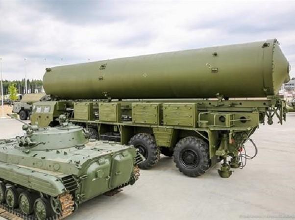 Hệ thống A-235 Nudol được sử dụng để bảo vệ Moscow