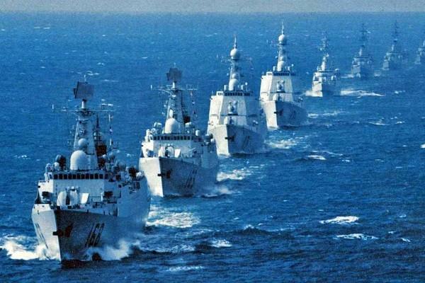 Trung Quốc đang đầu tư mạnh vào hải quân