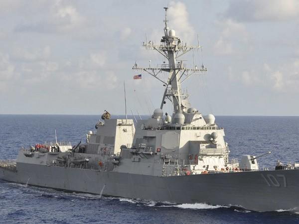 Tàu USS Gravely của hải quân Mỹ