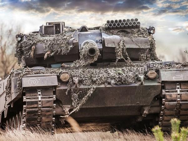 Đức đã đạt được nhiều hợp đồng bán vũ khí lớn trong năm 2015