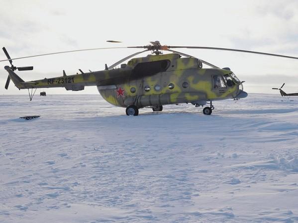 Nga tăng cường bảo vệ quyền lợi quốc gia tại Bắc Cực