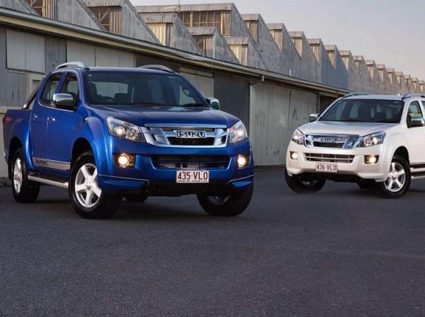 2 hãng xe Nhật Bản Isuzu và Mazda sẽ cùng nhau tạo ra một mẫu bán tải mới