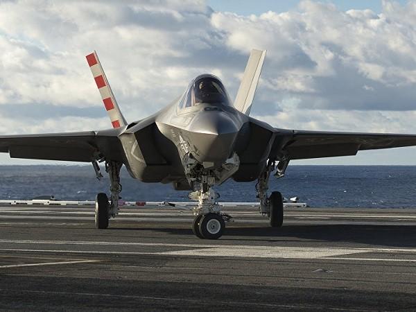 """F-35 có thể bị radar Nga """"tóm gọn"""""""