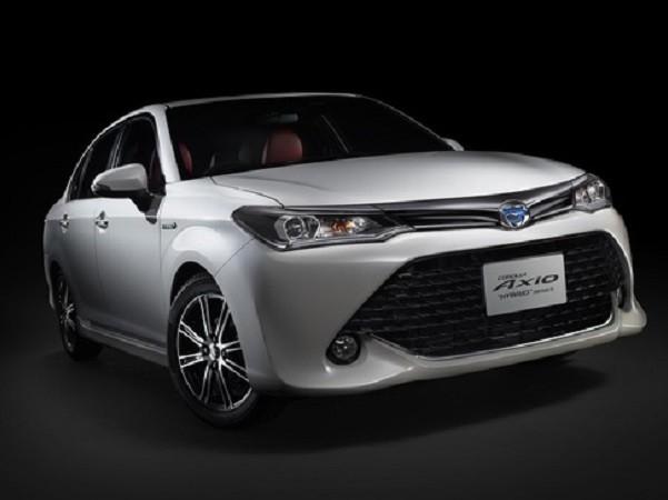 "Toyota Corolla Axio Hybrid G ""50 Limited"""