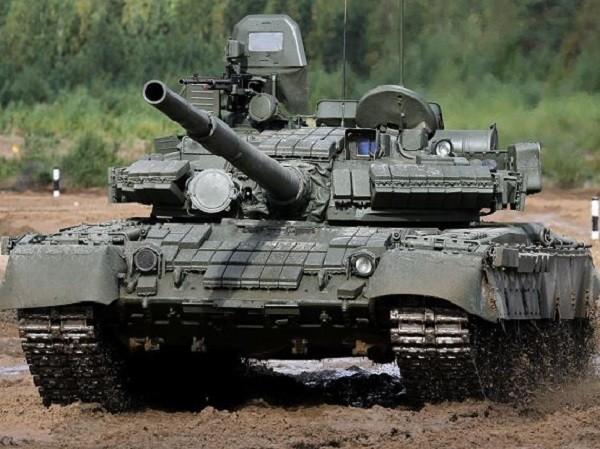 Nga có hàng nghìn xe tăng T-80 nhưng tất cả đều đã xuống cấp