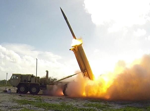 Hệ thống tên lửa phòng không THAAD