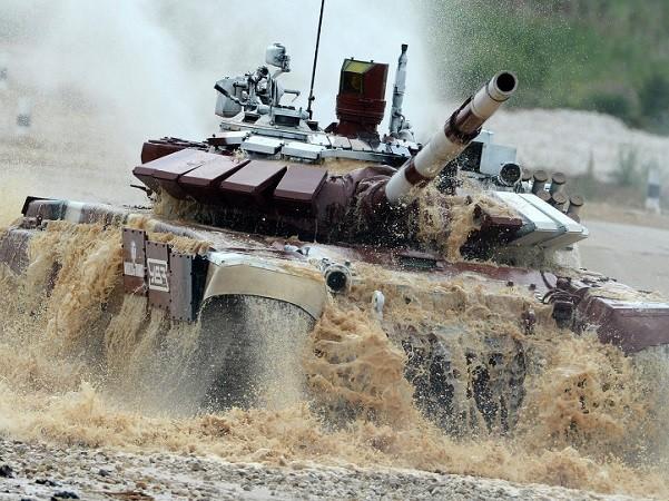 Tank Biathlon 2016 sẽ kéo dài từ 30-7 đến 13-8