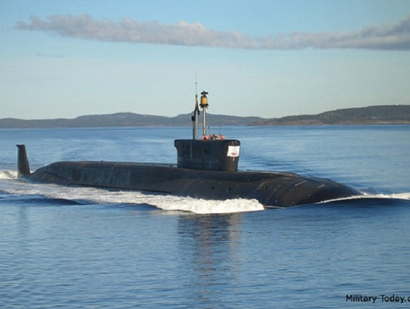 Tàu ngầm lớp Borei sẽ là nòng cốt của lực lượng răn đe hạt nhân Nga