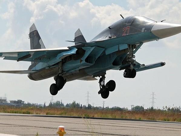 Cường kích Su-34 của Nga