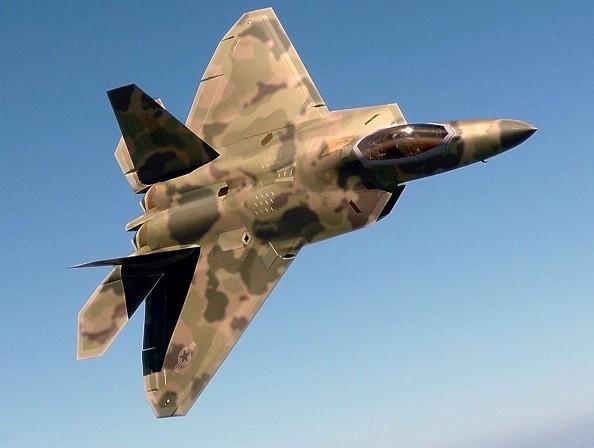 Chiến đấu cơ F-22