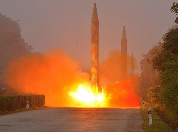 Triều Tiên liên tiếp phóng nhiều loại tên lửa đạn đạo trong thời gian qua