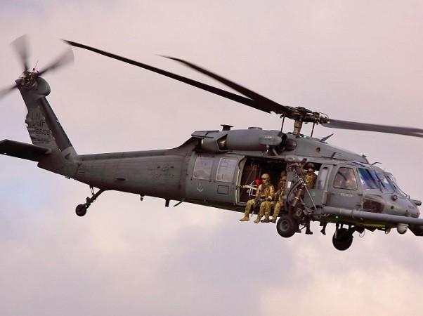 Mỹ mất rất nhiều trực thăng HH-60 ở sau hơn 15 năm can thiệp quân sự ở Trung Đông