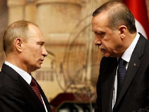 Tổng thống Thổ Nhĩ Kì đề cao quan hệ với Nga