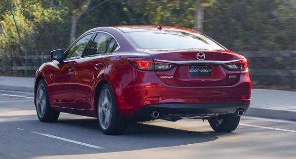 Mazda6 2017 trình làng với nhiều thay đổi hấp dẫn