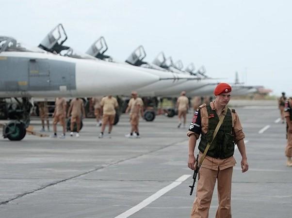 Căn cứ Hmeimim sẽ trở thành nơi đồn trú lâu dài của không quân Nga
