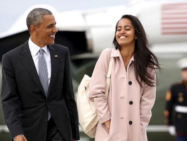 Con gái lớnTổng thống Obama vừa tròn 18 tuổi vào tháng trước