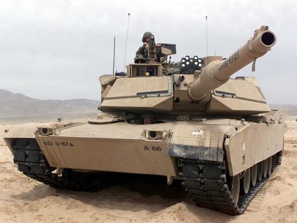M1A2 đang là xe tăng chủ lực mạnh nhất của Mỹ