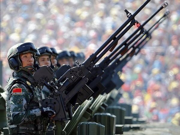 Trung Quốc muốn hợp tác quân sự với Syria