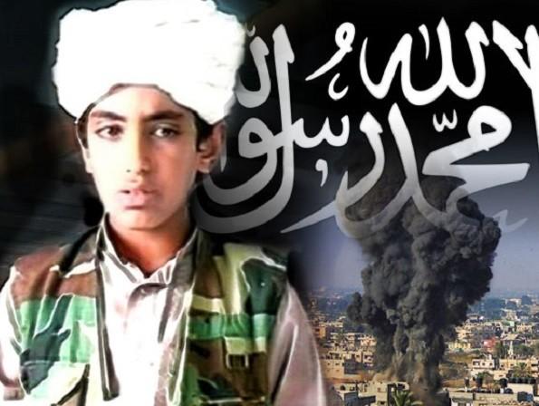 Hazma bin Laden chọn con đường của cha
