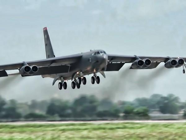 B-52 vẫn được Mỹ tin dùng tại các nước Trung Đông