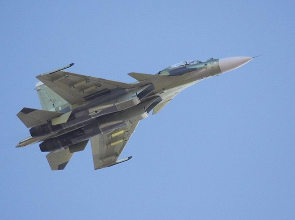 Iran rất muốn mua máy bay Su-30MS của Nga