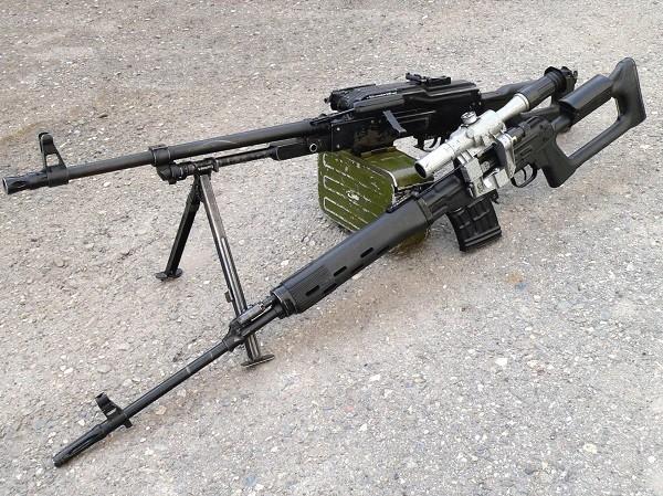 Kalashnikov sẽ mang đến Army-2016 2 mẫu súng trường bắn tỉa mới
