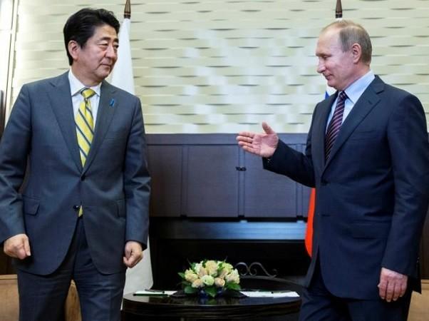 Nhật Bản dụ Nga quan hệ kinh tế để chống Trung Quốc ảnh 1